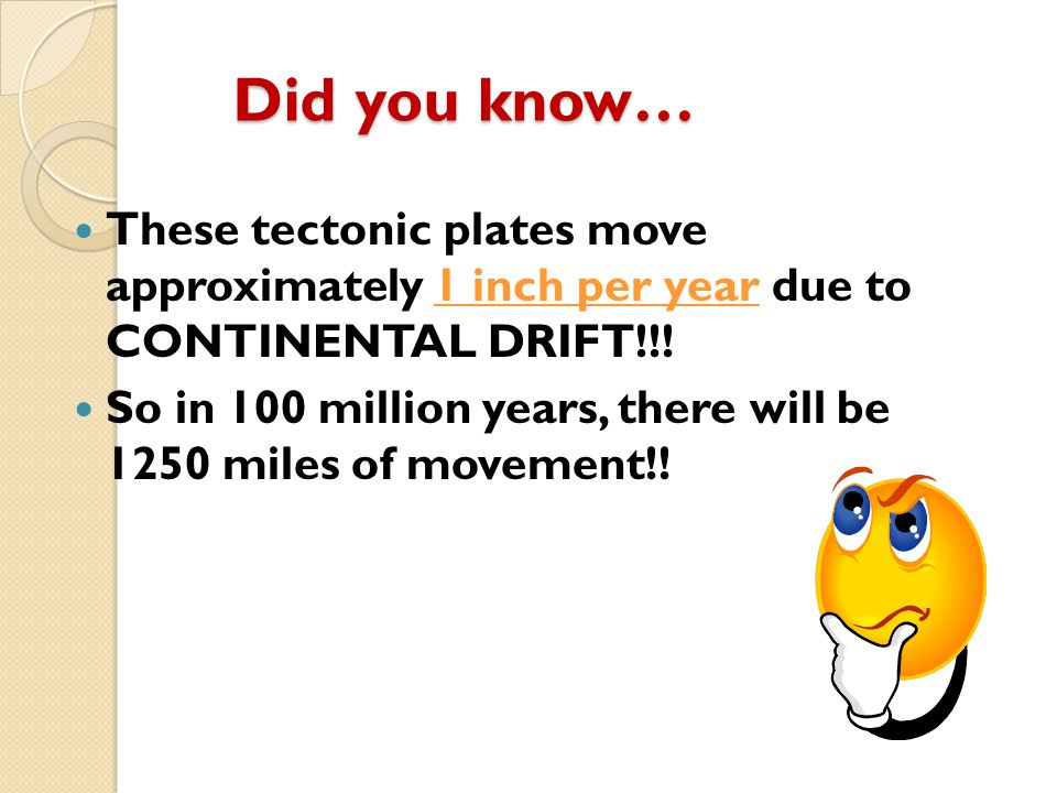 Divergent plates over land…  When tectonic plates diverge, pull apart, over land, the spreading center is called a rift valley.