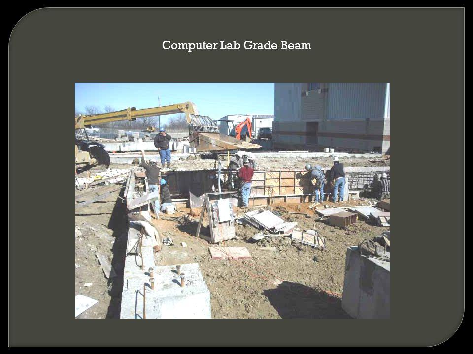 Computer Lab Grade Beam