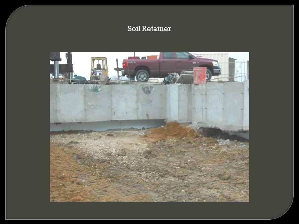 Soil Retainer