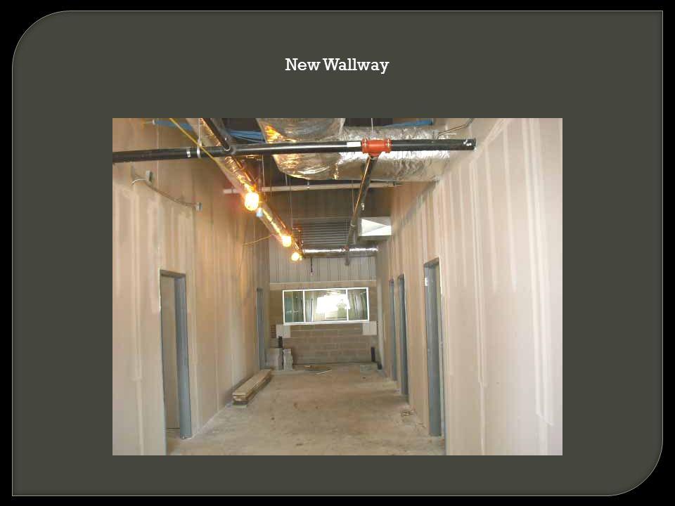 New Wallway