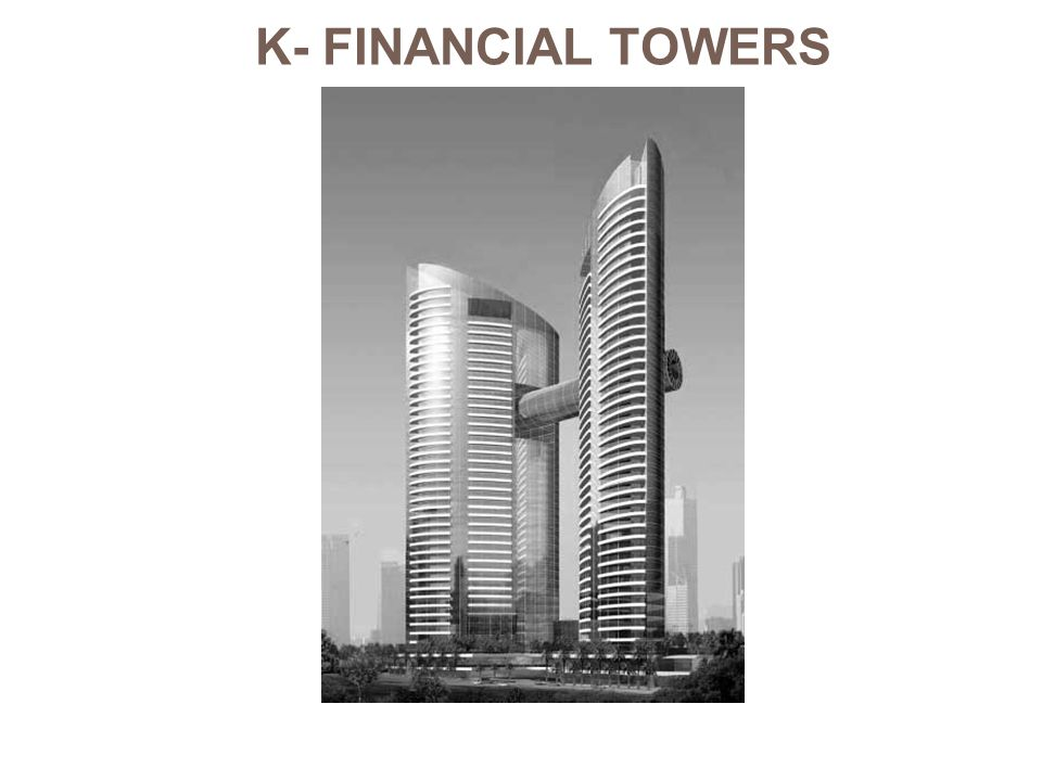 K- FINANCIAL TOWERS