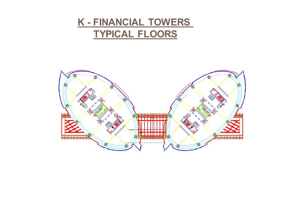 K - FINANCIAL TOWERS TYPICAL FLOORS