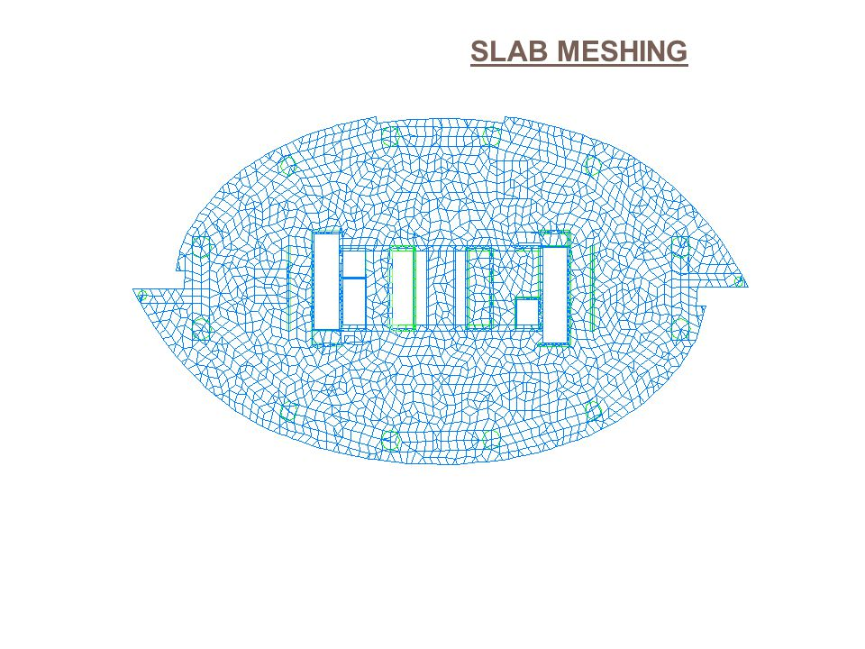 SLAB MESHING