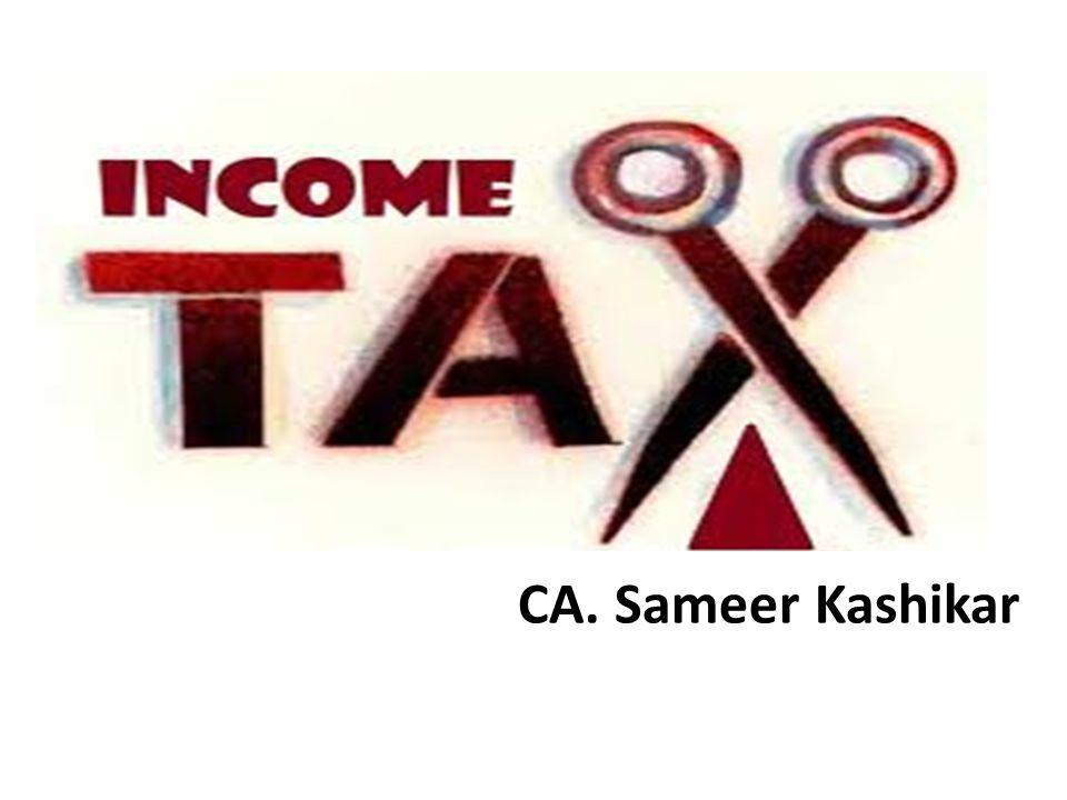 CA. Sameer Kashikar