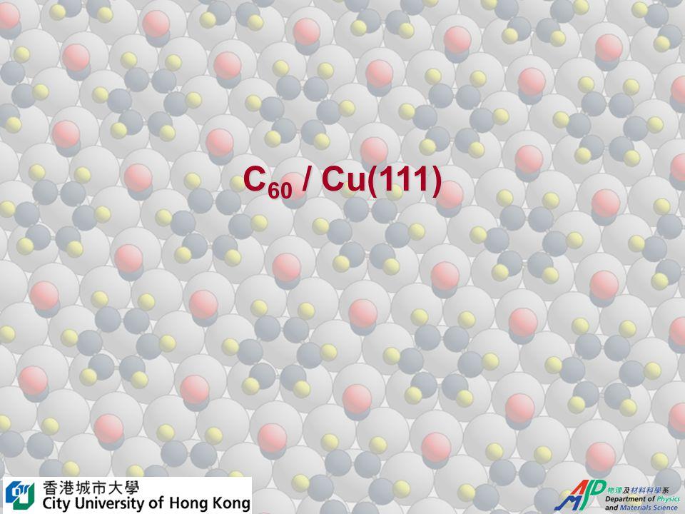 C 60 / Cu(111)