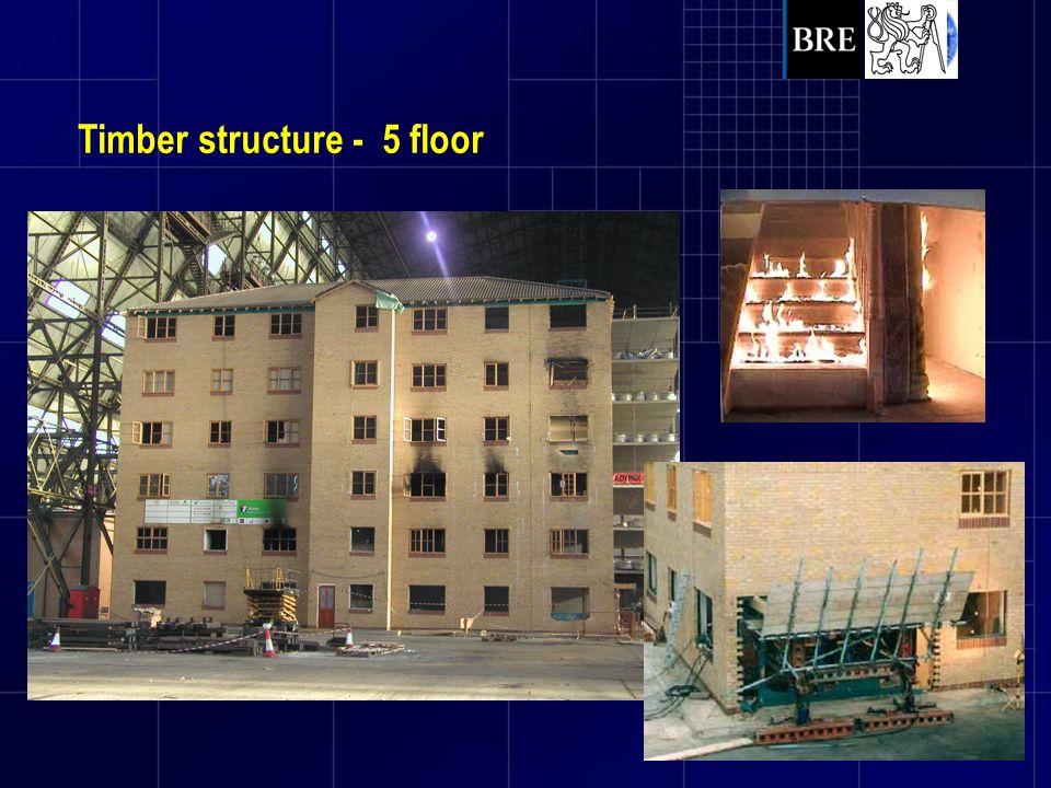 Concrete structure - 7 floor