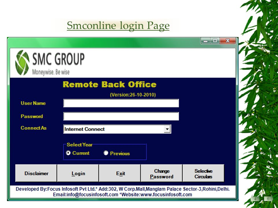 Smconline login Page 6 4