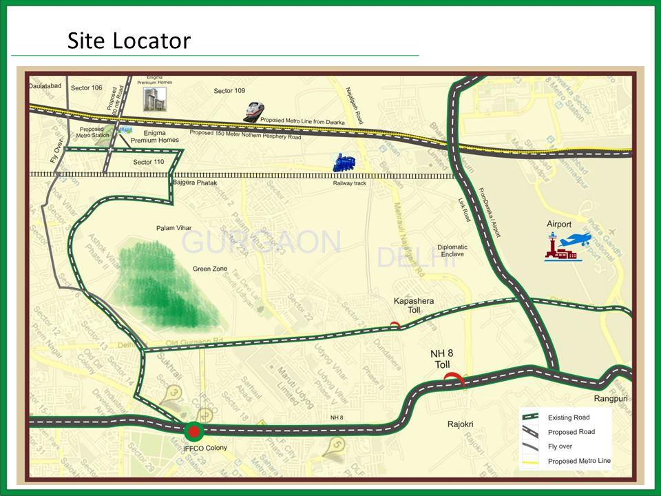 Site Locator