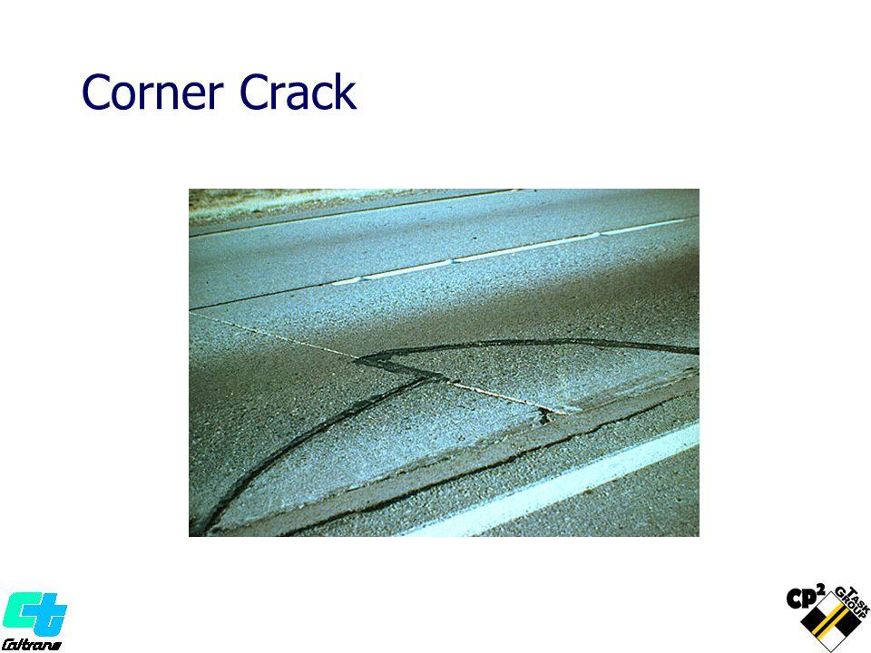 Corner Crack