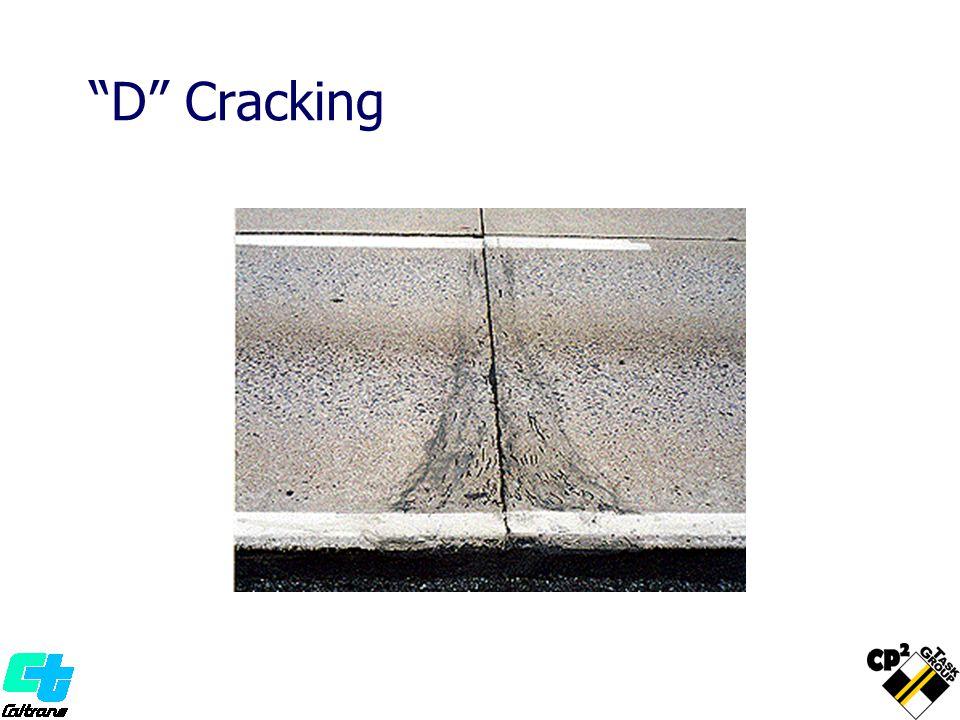 D Cracking