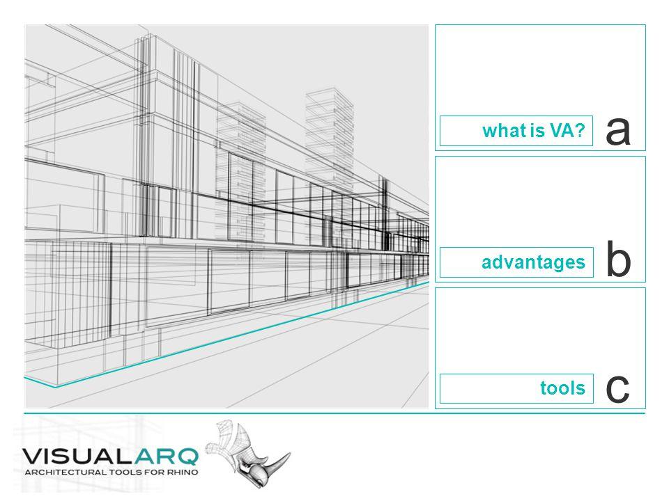 what is VA advantages tools a b c