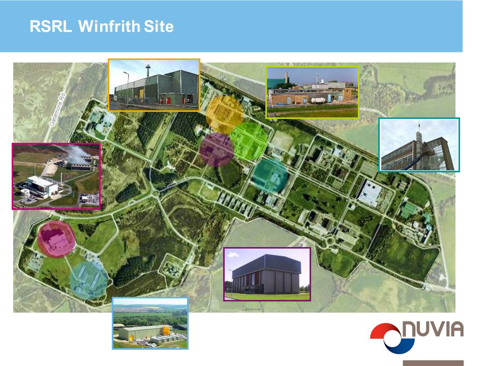 RSRL Winfrith Site