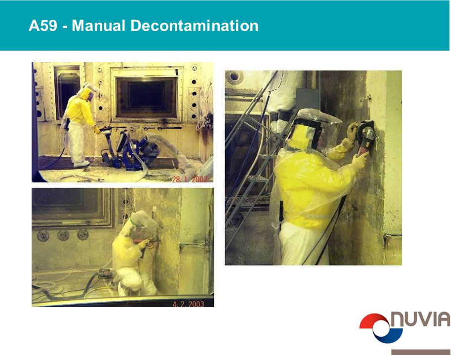 A59 - Manual Decontamination