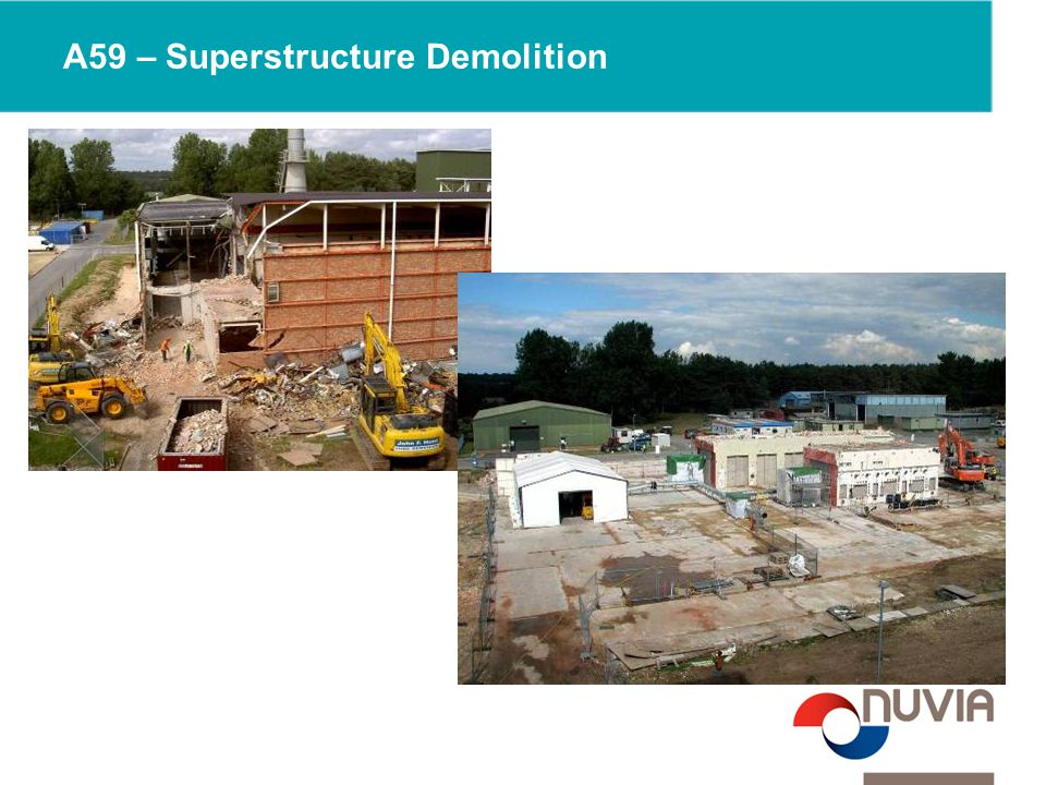 A59 – Superstructure Demolition