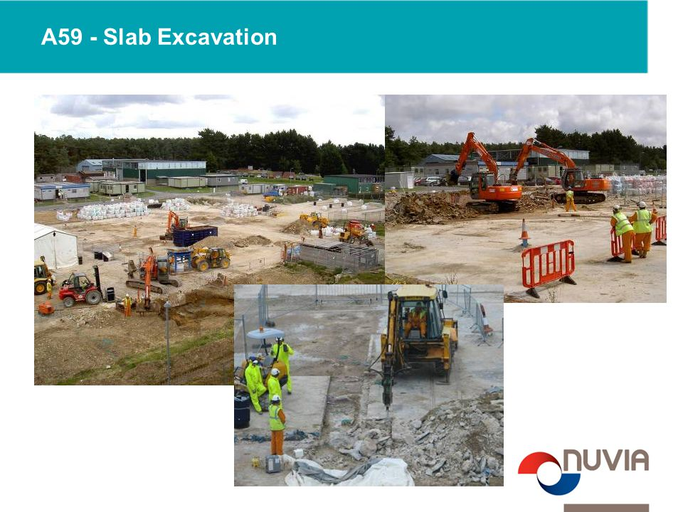 A59 - Slab Excavation