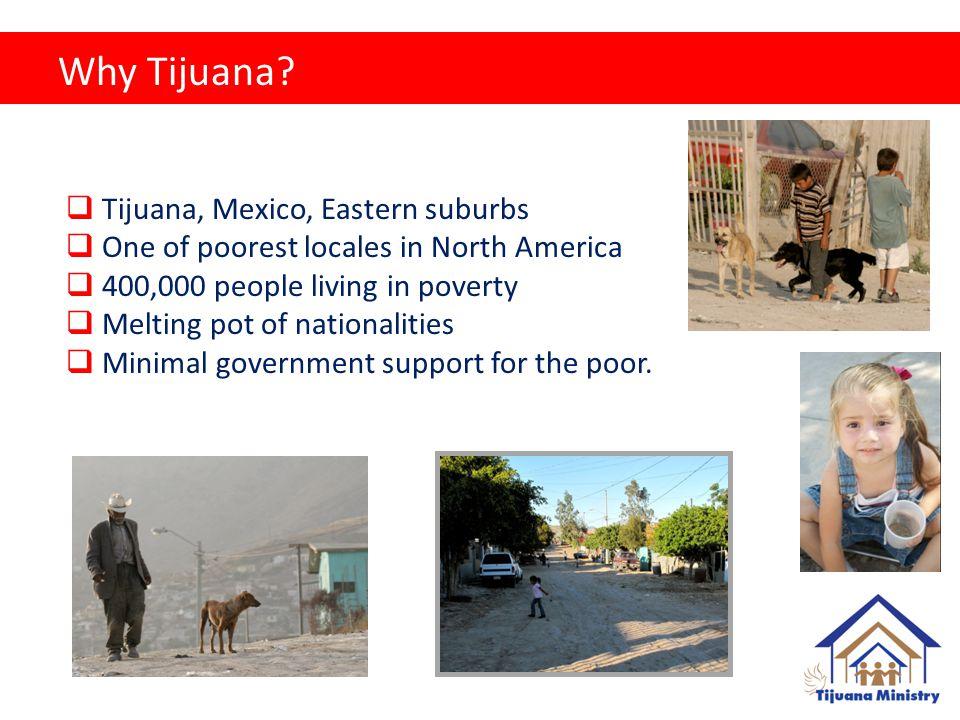 Why Tijuana.