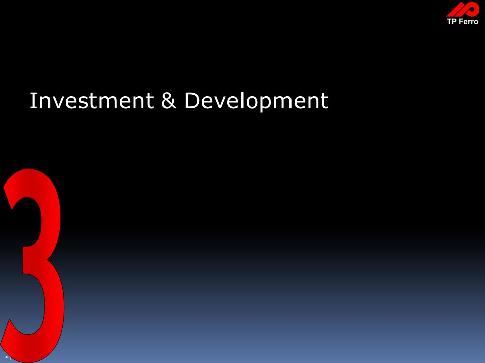 14 Investment & Development