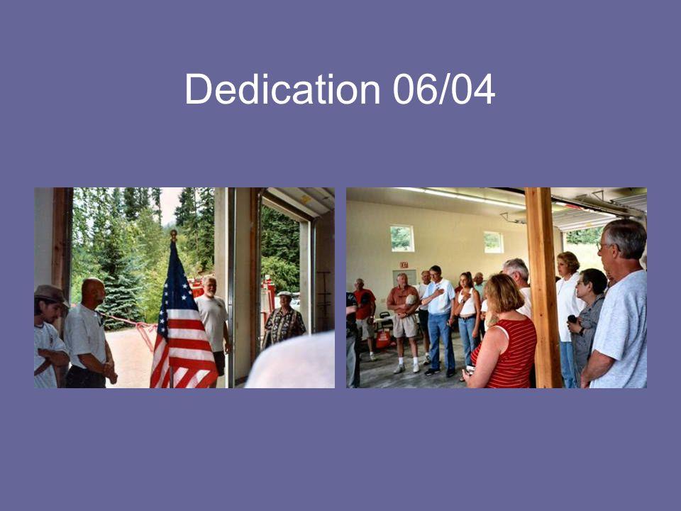 Dedication 06/04