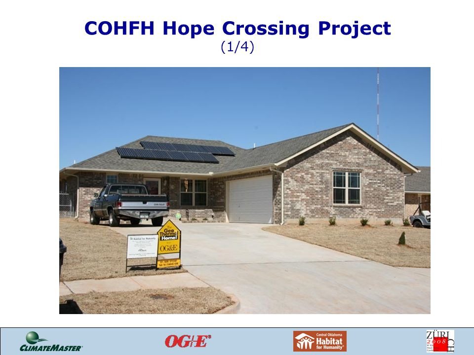 COHFH Hope Crossing Project (1/4)
