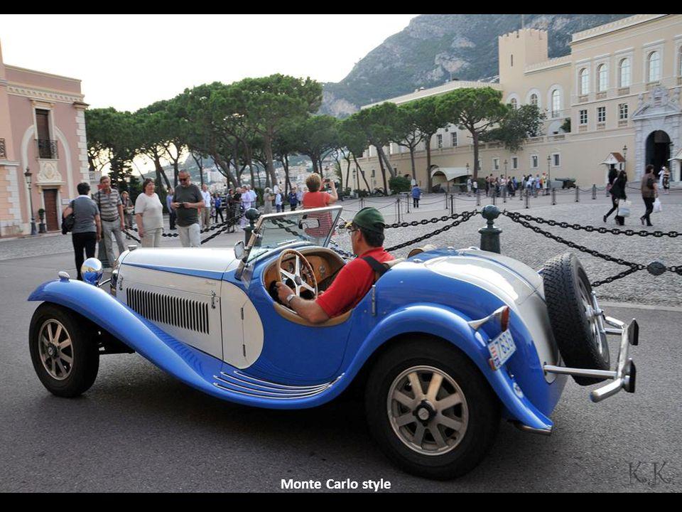 Monte Carlo style