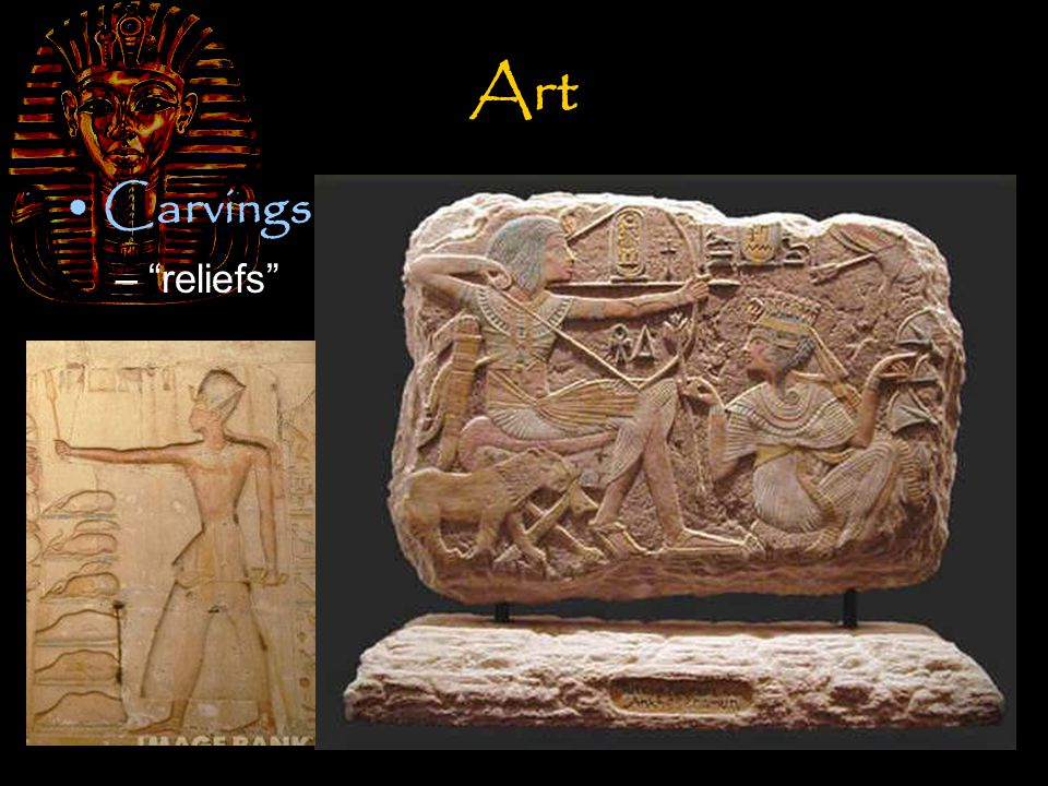 "Art Carvings –""reliefs"""