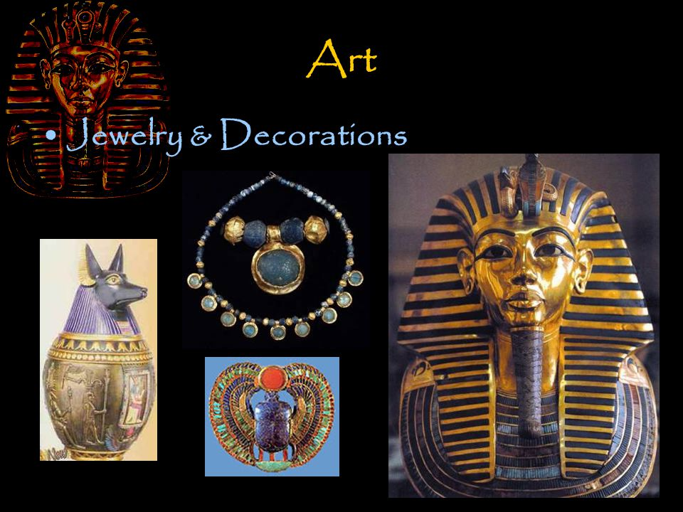 Art Jewelry & Decorations