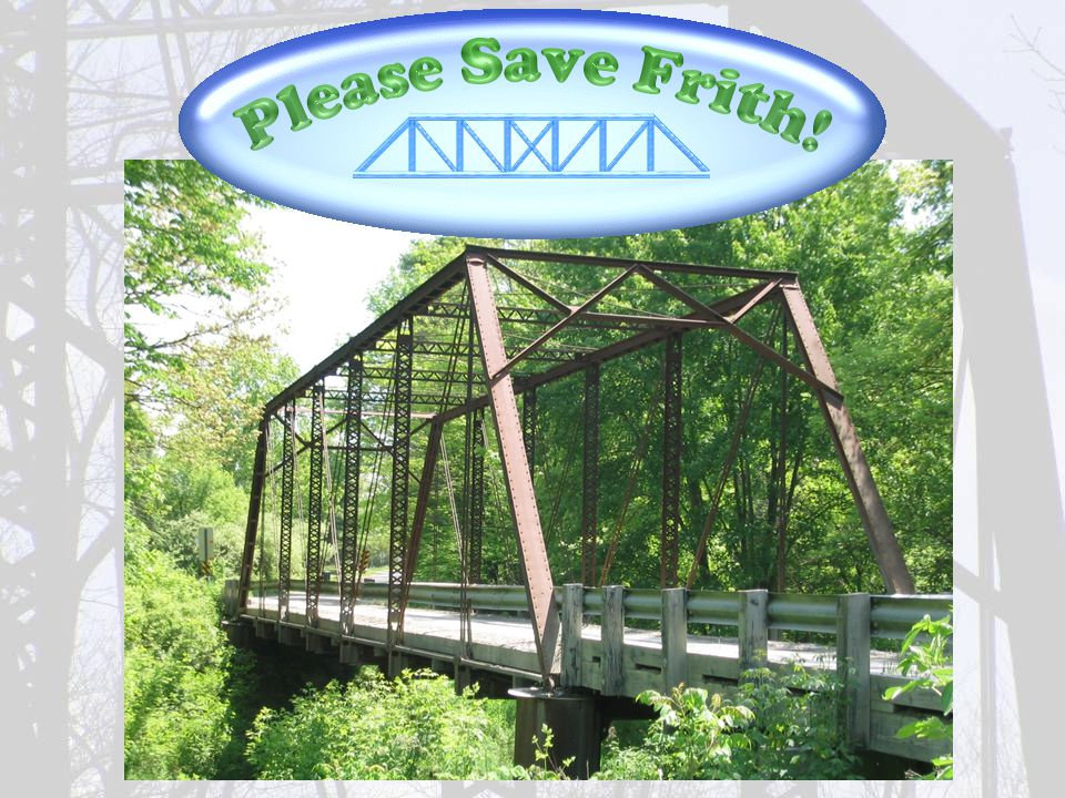 Restoration - Please Save Frith