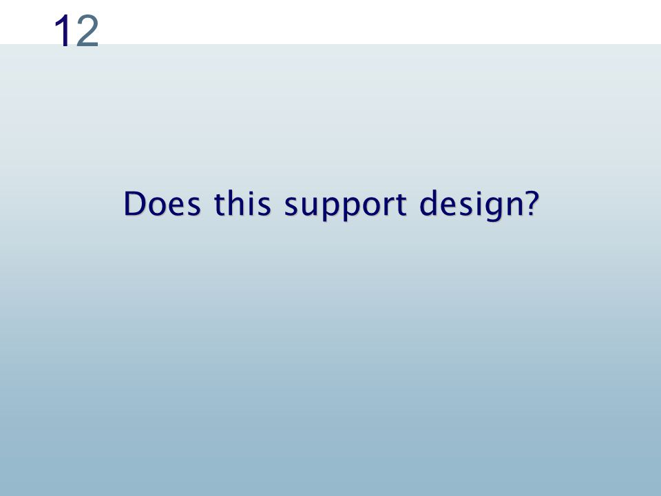 1212 Does this support design