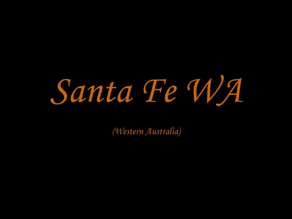 Santa Fe WA (Western Australia)