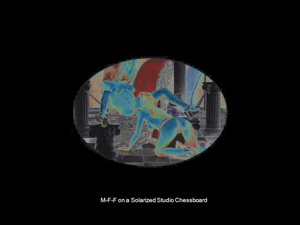 M-F-F on a Solarized Studio Chessboard