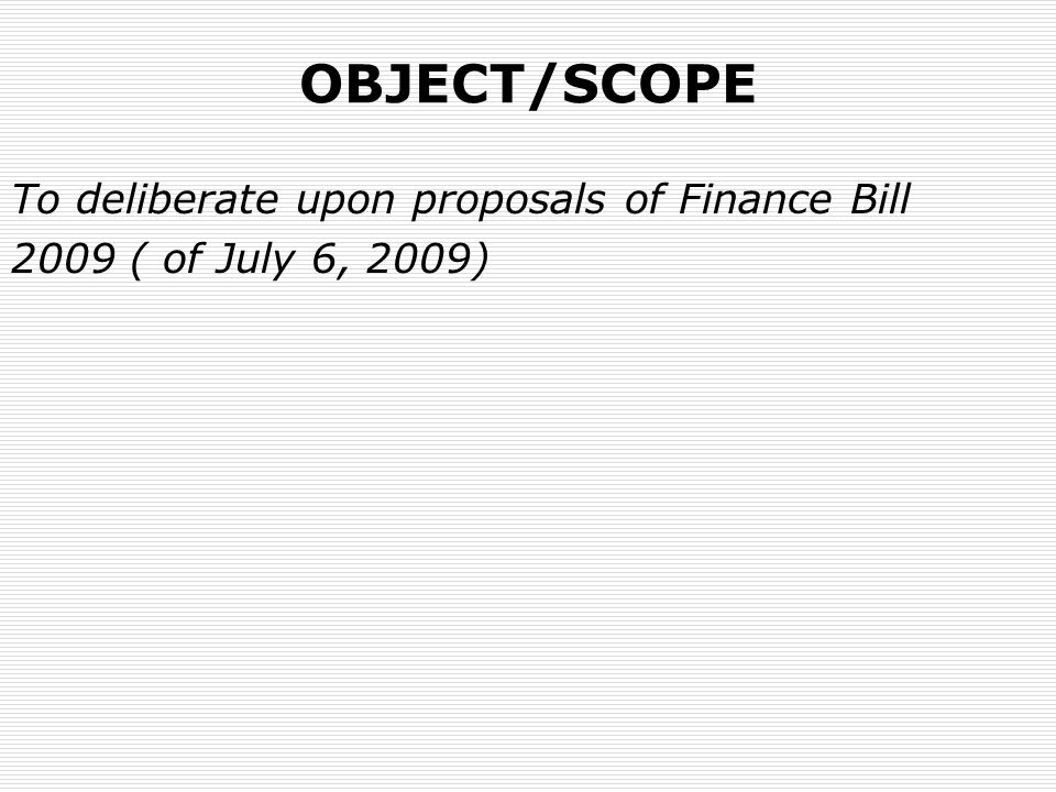 53 Clause by Clause Analysis  Other Amendments as proposed:  Section 10A/10B deduction available for one more year – viz AY 2011-2012 (earlier sunset by AY 2010- 2011)  Abolition of FBT Paves way for revival of old tax regime  Perquisite in hands of employees (section 17(2)(vi; vii & viii – inserted)  Capital Gains taxation on ESOP's etc  Section 36(1)(viii)- to allow National Housing Bank benefit under said section – being engaged in re- financing & financing of housing/slum projects – for words construction/purchase of residential houses; words development of housing in India substituted- clause 14- AY 2010-2011