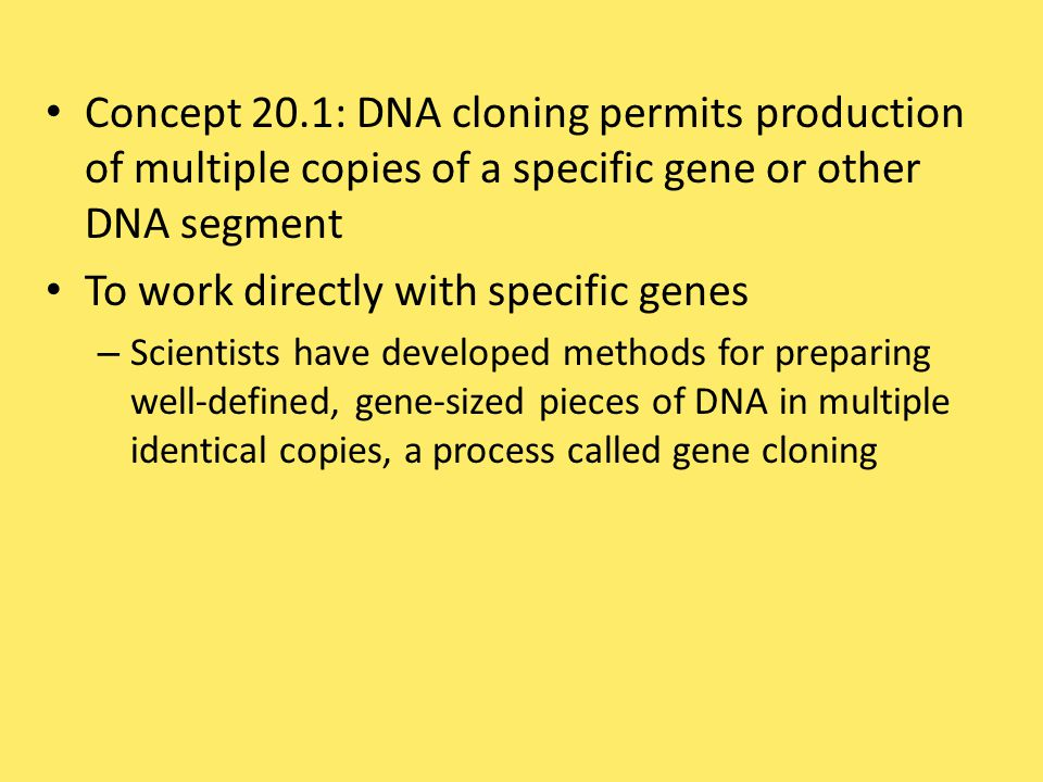 DNA Sequencing Relatively short DNA fragments – Can be sequenced by the dideoxy chain-termination method
