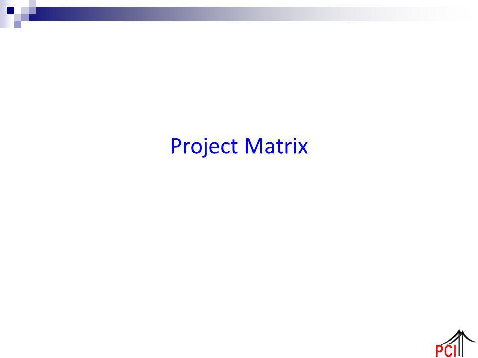 Project Matrix