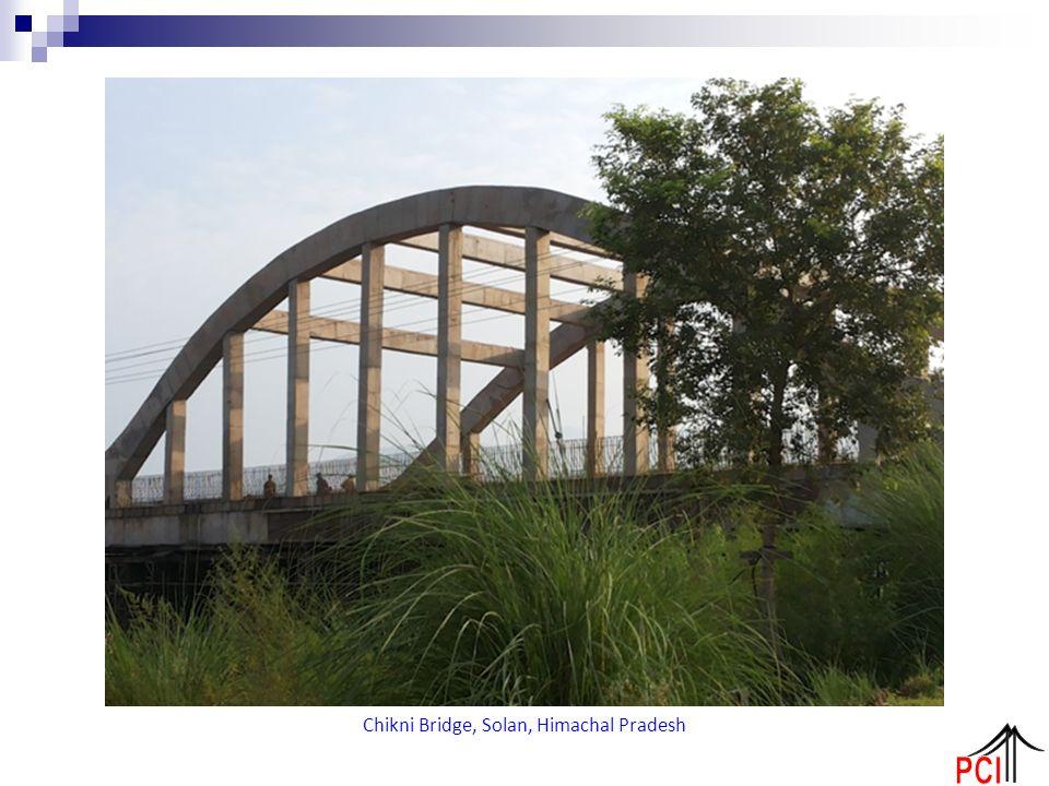 Chikni Bridge, Solan, Himachal Pradesh