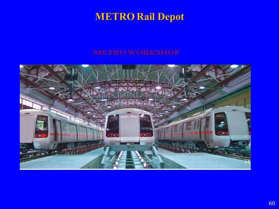METRO Rail Depot 60