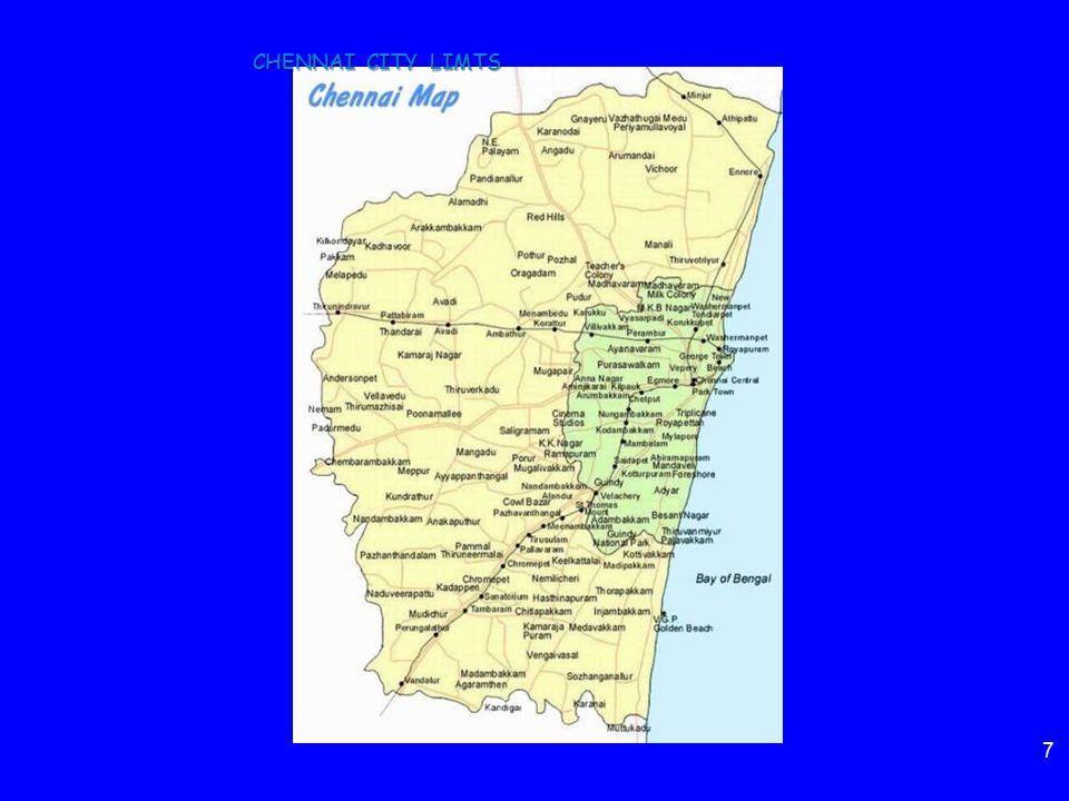 7 CHENNAI CITY LIMTS
