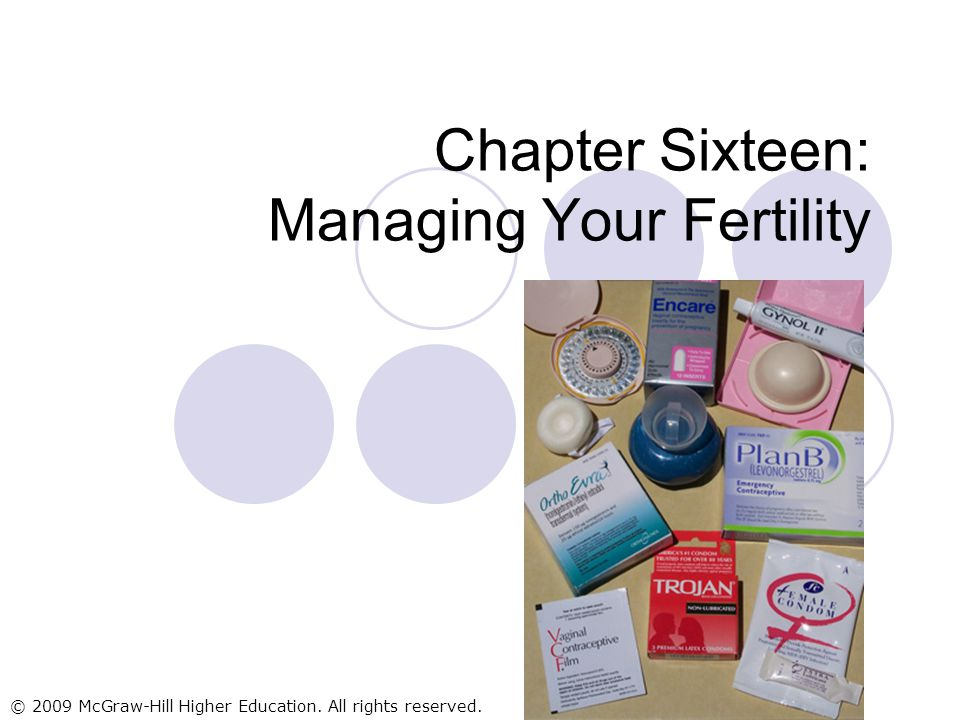 © 2009 McGraw-Hill Higher Education. All rights reserved. Male Sterilization: Vasectomy