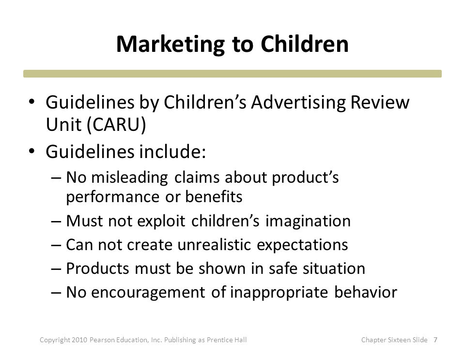 What Is the Ad's Objective, and Why Is the CSPI Sponsoring It.