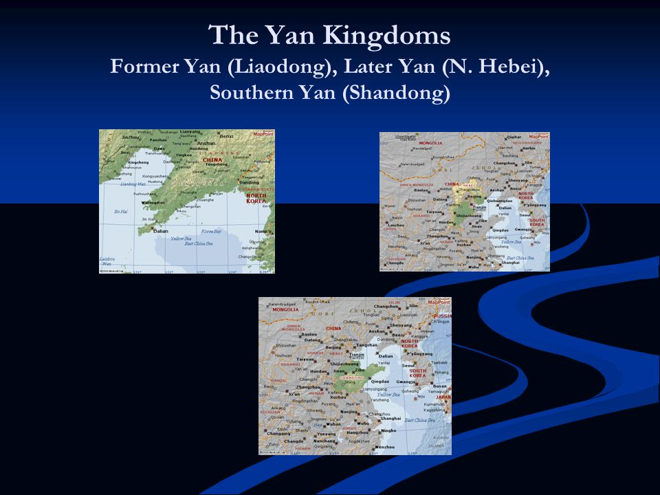 2015/4/23 28 Sixteen Kingdoms: A Comparison The first Xiongnu dynasty fell as the nomads thought the court was too Chinese.