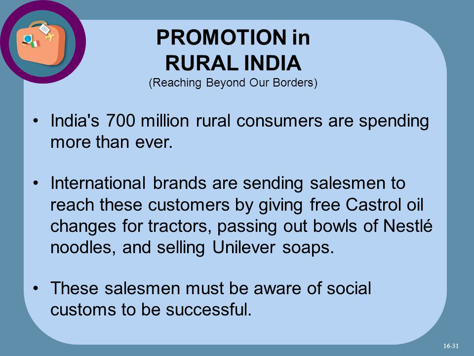 India s 700 million rural consumers are spending more than ever.
