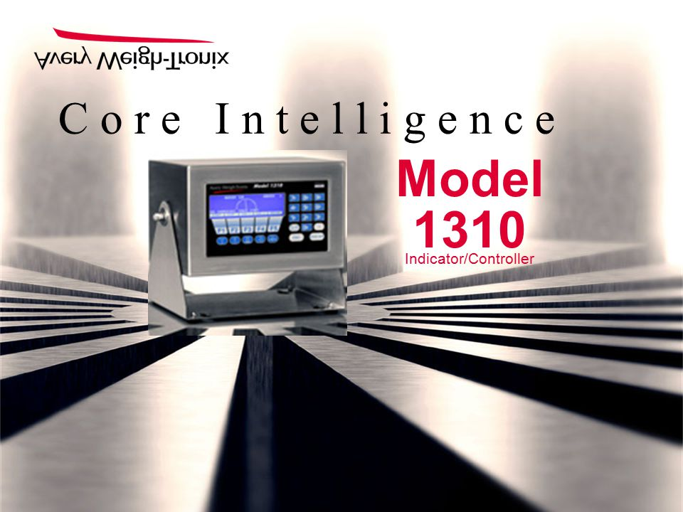 Model 1310 SimPoser Utilize Model 1310 SimPoser and mold the indicator into the ultimate solution!