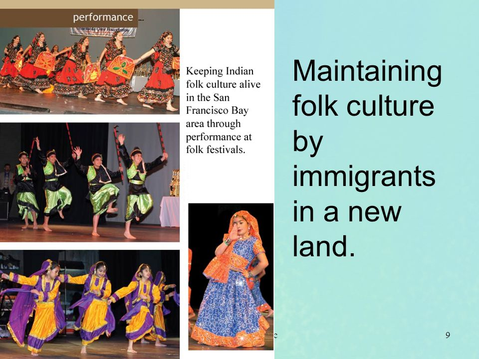 Uniformity vs.Cultural Differences Will folk customs and indigenous culture disappear.