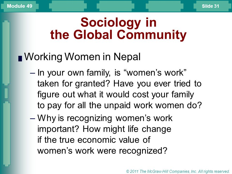 Slide 32 © 2011 The McGraw-Hill Companies, Inc.All rights reserved.