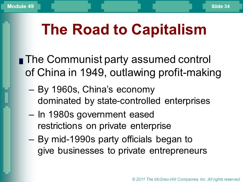 Slide 35 © 2011 The McGraw-Hill Companies, Inc.All rights reserved.