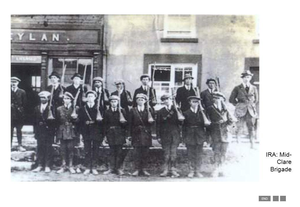 END IRA: Mid- Clare Brigade