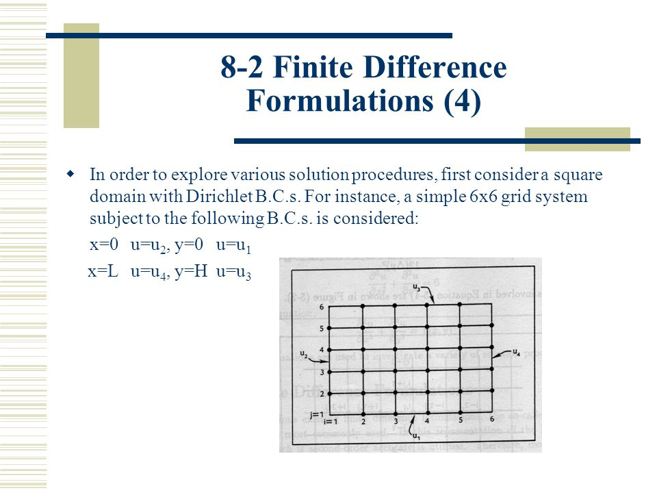 9-3 Parabolic Equations in Two- Space Dimensions (2)