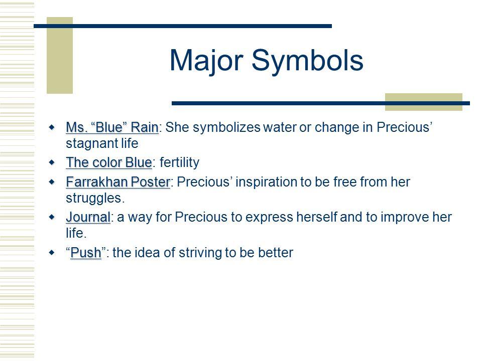 Major Symbols  Ms. Blue Rain  Ms.
