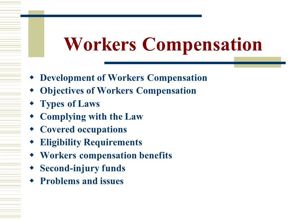 Workers Compensation  Workers compensation is a social insurance program that provides medical care, cash benefits, and rehabilitation services to wo