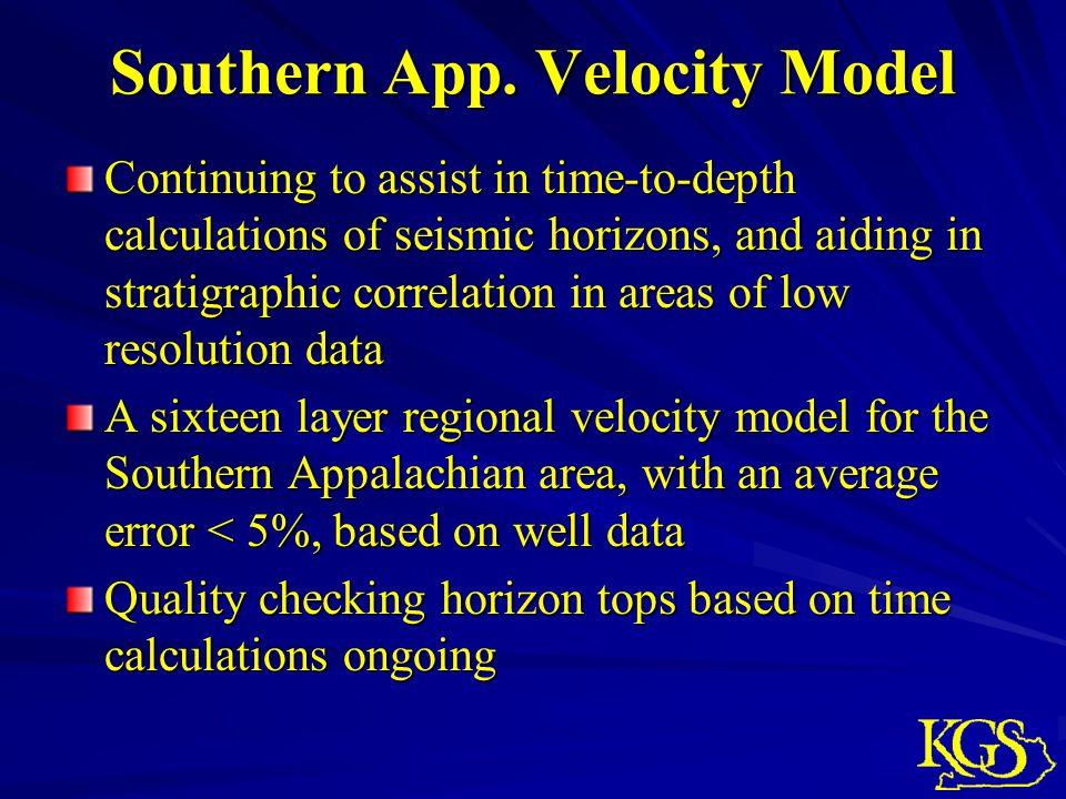 Southern App.
