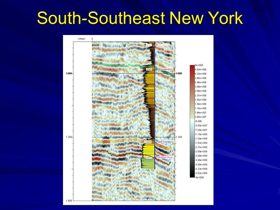 South-Southeast New York